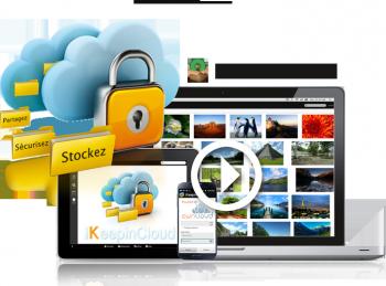 IKeepinCloud offre des solutions de stockages & de synchronisation